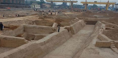 Canals, Roads Unearthed in China's Ancient Capital | Archaeology Magazine (Etats-Unis) | Centro de Estudios Artísticos Elba | Scoop.it