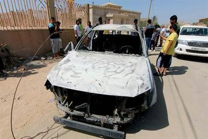 +3 »» Three army, police officers killed in Libya's Benghazi - The Daily Star | Saif al Islam | Scoop.it