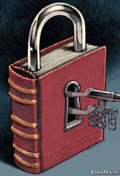 Copyright and blind-friendly books Between the lines - The Economist | Books and Publishing | Scoop.it