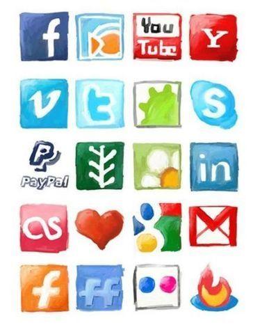 Les médias sociaux comme composante de son identité numérique, par Christophe Ramel - Blog du modérateur | entretenir une vie sociale numérique au détriment de la vie sociale | Scoop.it