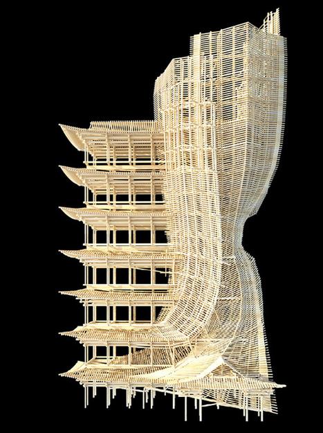 Vernacular Versatility - Architecture by Yong Ju Lee » Yanko Design | Technique | Scoop.it