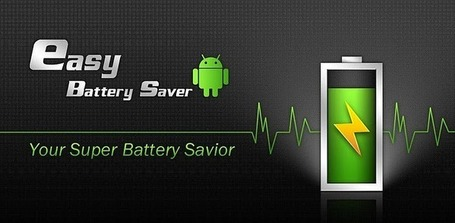 Easy Battery Saver+Task Killer - Google Apps sur l'Android Market | Android Apps | Scoop.it