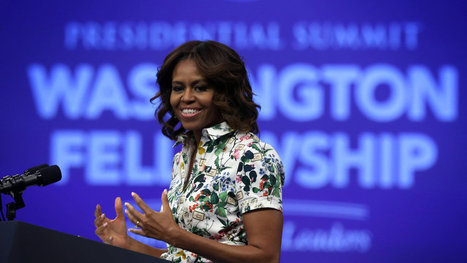 First Lady Praises Leaders for Progress of Girls in Africa   Development & MDGs   Scoop.it