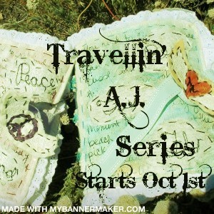"""Mary Ann k. """" Da Therapy """": Hey everyone ! Subscribe to The Travellin' Art Journal Series! 