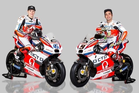 Redding and Petrucci: 'Fight for the factory' | Ductalk Ducati News | Scoop.it