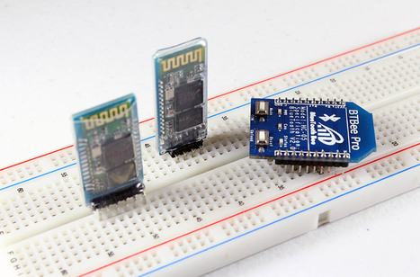 Bluetooth HC-05 y HC-06 Tutorial de Configuración - Geek Factory | Profe Tolocka | Scoop.it