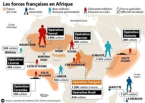 Militarisation accrue du Sahel et déstabilisation de l'Algérie | Géopolitique de l'Afrique sub-saharienne | Scoop.it