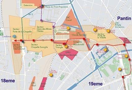 """Paris Nord-Est : """"un morceau de ville dans la ville""""   Lavillette.fr   Scoop.it"""
