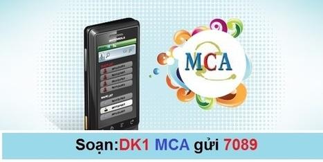Đăng ký dịch vụ MCA thông báo cuộc gọi nhỡ Mobifone | Dịch vụ Vas | Scoop.it