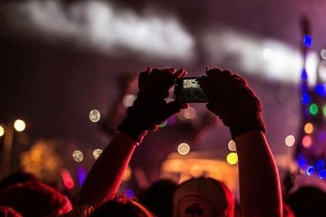 Houd je mobiel gewoon in je zak tijdens een concert | Mediawijsheid en ouders | Scoop.it