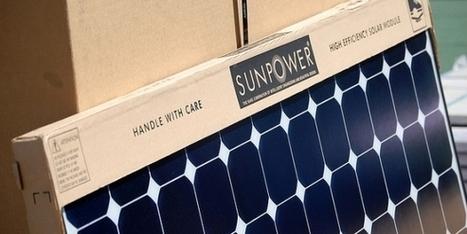 Total va construire une centrale solaire en Afrique du Sud   Sélection de projets   Scoop.it