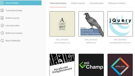 50 of the Best Online Courses and Resources for Learning Web Design | Association Terres nomades - lien social, éducation artistique, ouverture culturelle | Scoop.it
