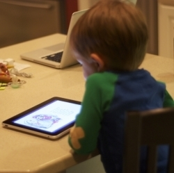 The iPad: a Useful Tool for Autism | Faith iPad research | Scoop.it