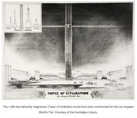 """The Indicator: Two Shows, Many Cities: """"A New Scuplturalism"""" at MOCA and """"Never Built"""" at the A+D Museum   The Architecture of the City   Scoop.it"""