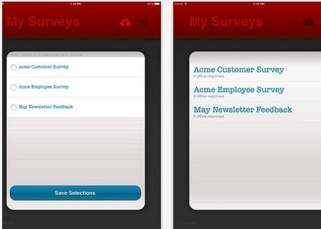 5 Great iPad Apps for Running Surveys and Polls in Class | Into the Driver's Seat | Scoop.it