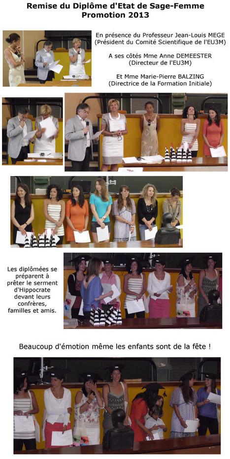 Ecole universitaire de maïeutique Marseille Méditerranée (EU3M) - Aix Marseille Université | Sage-femme | Scoop.it