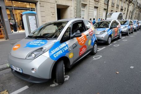 Autolib' a un mois pour changer de nom | Brand Marketing & Branding [fr] | Scoop.it