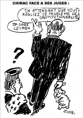 Jacques Chirac | Baie d'humour | Scoop.it