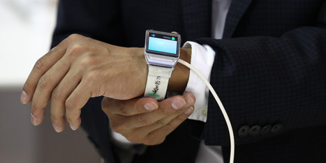 Smartwatches Will Be Huge By 2017 | FutureChronicles | Scoop.it