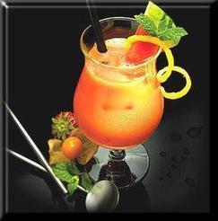 Un cocktail sans alcool à faibles calories ? | Recettes de cuisine et ... | Les cocktails sans alcool | Scoop.it