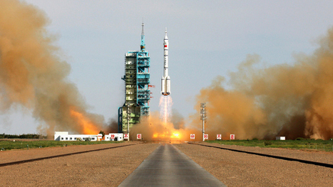 China launches its longest manned mission to experimental space station — RT News | Geopolitical Powers Shifting | Scoop.it