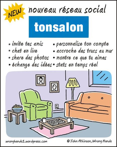 Le nouveau réseau social : tonsalon | Resolunet | Scoop.it