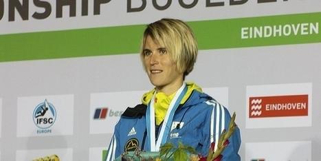 FFME - Escalade - Confidences de Mélanie Sandoz | Entrainement, escalade et performance sportive | Scoop.it