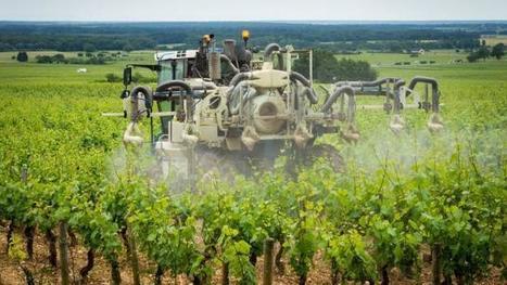 Pesticides. L'agriculture française accro à la chimie   Responsabilité humaine et environnement   Scoop.it