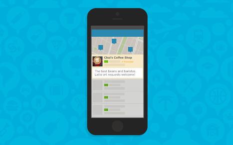 L'offensive de #Foursquare dans l'industrie publicitaire: lentement mais sûrement | Les Stratégies de communication | Scoop.it