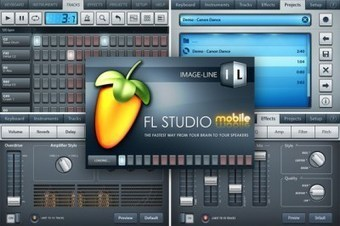 FL Studio Mobile 1.2.2 apk +data [Full] | the world is round | Scoop.it