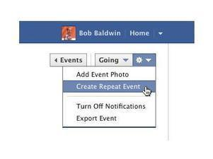 Facebook Allows Users To Create Repeat Events, Auto-Fills Details - AllFacebook   Digital-News on Scoop.it today   Scoop.it
