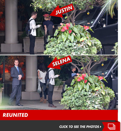 Justin Bieber & Selena Gomez -- CHANGE OF HEART - TMZ.com | Music Today | Scoop.it
