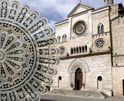 Umbria delle mie trame itinerari tra merletti, tessuti e ricami | Umbria & Italy | Scoop.it
