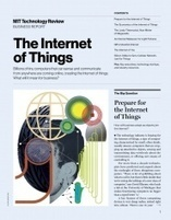 Platform Economics Will Rule the Internet of Things | MIT Technology Review | Systems Theory | Scoop.it