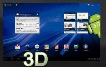 Crean tabletas para ver en 3D sin gafas   Ntics1   Scoop.it
