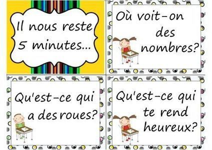 Cassie Torie: French immersion resources | TELT | Scoop.it