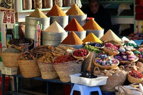 """The Radar: Souk Survival Guide, World's Messiest Food Festivals, The Best Passport for World Travel 