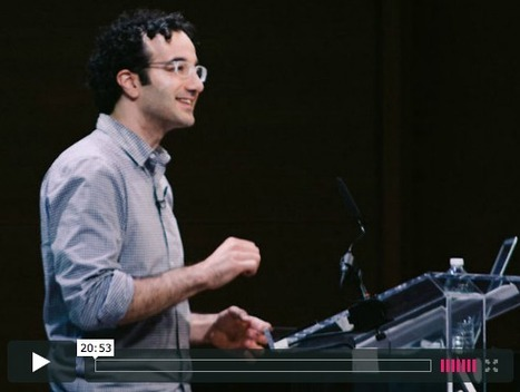 "Science, Storytelling, and ""Gut Churn"": Jad Abumrad on the Secrets of Creative Success 