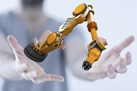 La robotisation dans l'industrie: vers plus d'agilité dans l'entreprise   Le Mag Visiativ   Scoop.it