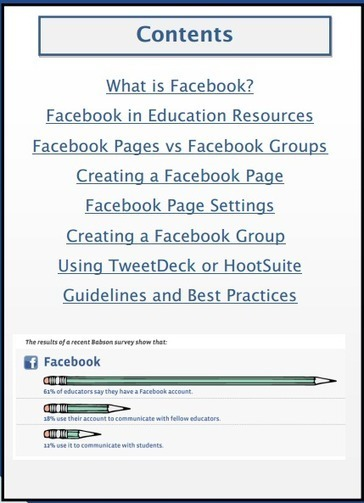 Facebook Pages and Groups for Teachers | Scriveners' Trappings | Scoop.it