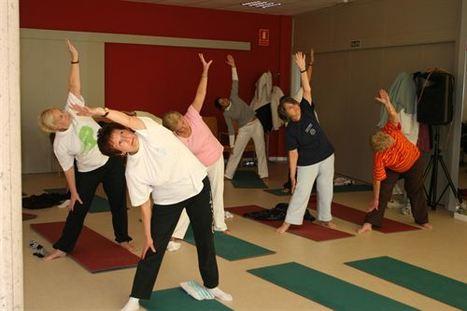 El yoga mejora la depresión leve, los problemas del sueño, la esquizofrenia y el TDAH | Clínicas | Scoop.it