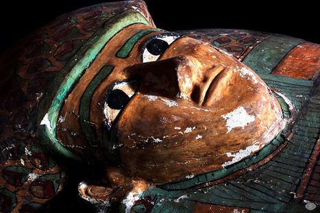 Découverte d'une momie de 3.600 ans à Louxor | Égypt-actus | Scoop.it