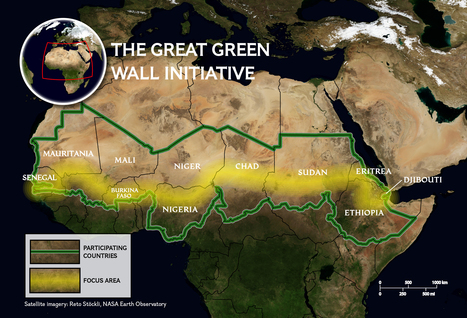 The Great Green Wall | Geography Education | Scoop.it