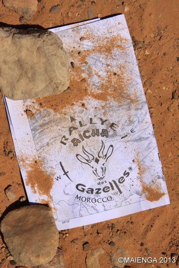 Pour un Partenariat avec les MajunGazelles N° 144 Rallye Aïsha des Gazelles 2013 | MajunGazelles | Scoop.it