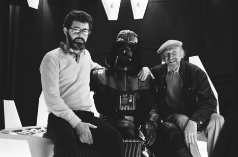 Star Wars : 66 photos du tournage de l'Empire contre-attaque | Star Wars, l'origine du Geek | Scoop.it