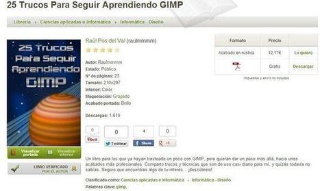 Ebook gratis: 25 Trucos Para Seguir Aprendiendo GIMP | Linguagem Virtual | Scoop.it