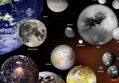 Earth may be surrounded by hundreds of tiny moons | Finland | Scoop.it