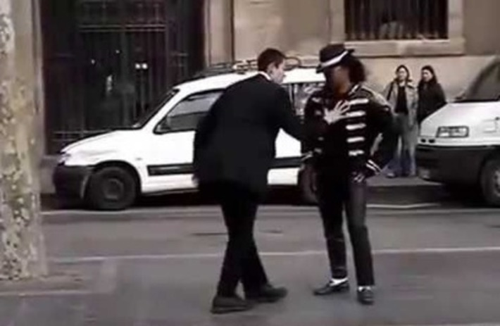 Dance Battle: Mormon Missionary VS Michael Jackson Imitator | Machinimania | Scoop.it