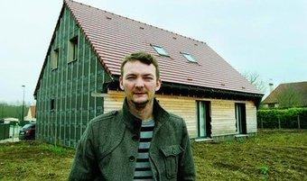 [témoignage] Il a construit sa maison tout seul | Menuisier Nord | Scoop.it