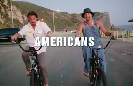 Sean Penn, Kid Rock Star In Bizarre Political PSA...I like it,but... | Littlebytesnews Current Events | Scoop.it